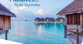 MALDIVES direct flights!
