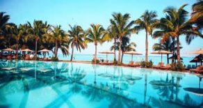 Beachcomber's Mauritius in Dec/Jan '22